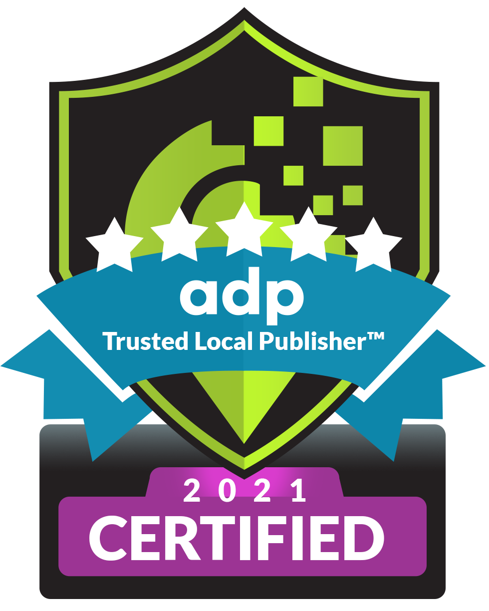 Trusted Local Publisher Badge