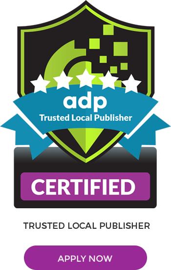 TRUSTED LOCAL PUBLISHER