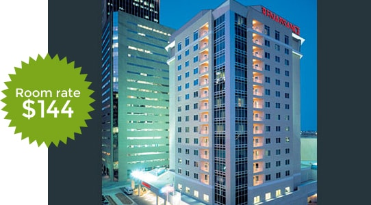 Room rate $144