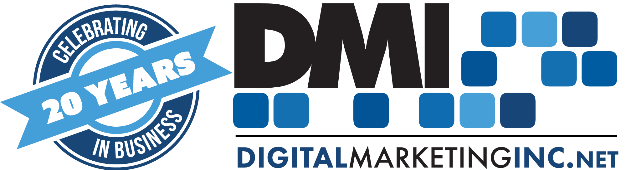 Digital Marketing, Inc. Logo