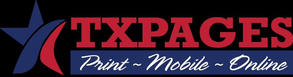 TXPAGES LLC Logo