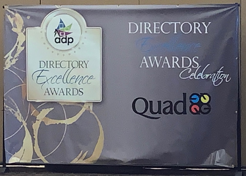 ADP 2020 Directory Excellence Awards