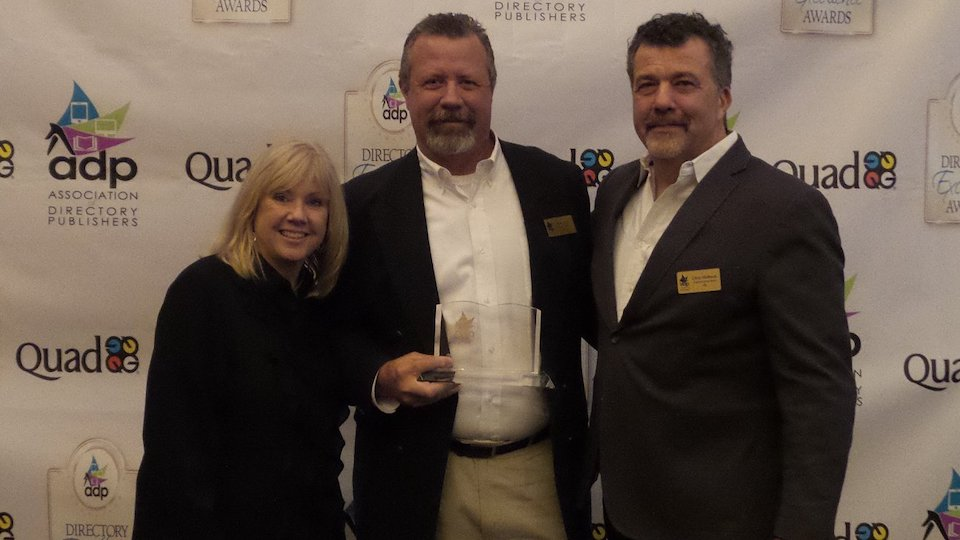 TX Pages, Print Directory of the Year, 50,000 and Under