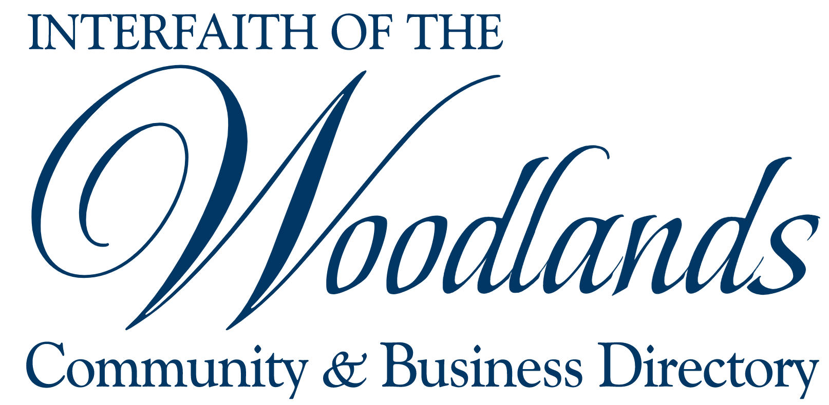 Interfaith of the Woodlands Community & Business Directory Logo