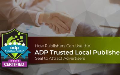 How Publishers Can Use the Trusted Local Publisher Seal to Attract Advertisers