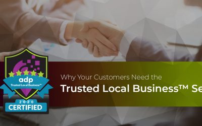 Why Your Customers Need the Trusted Local Business Seal