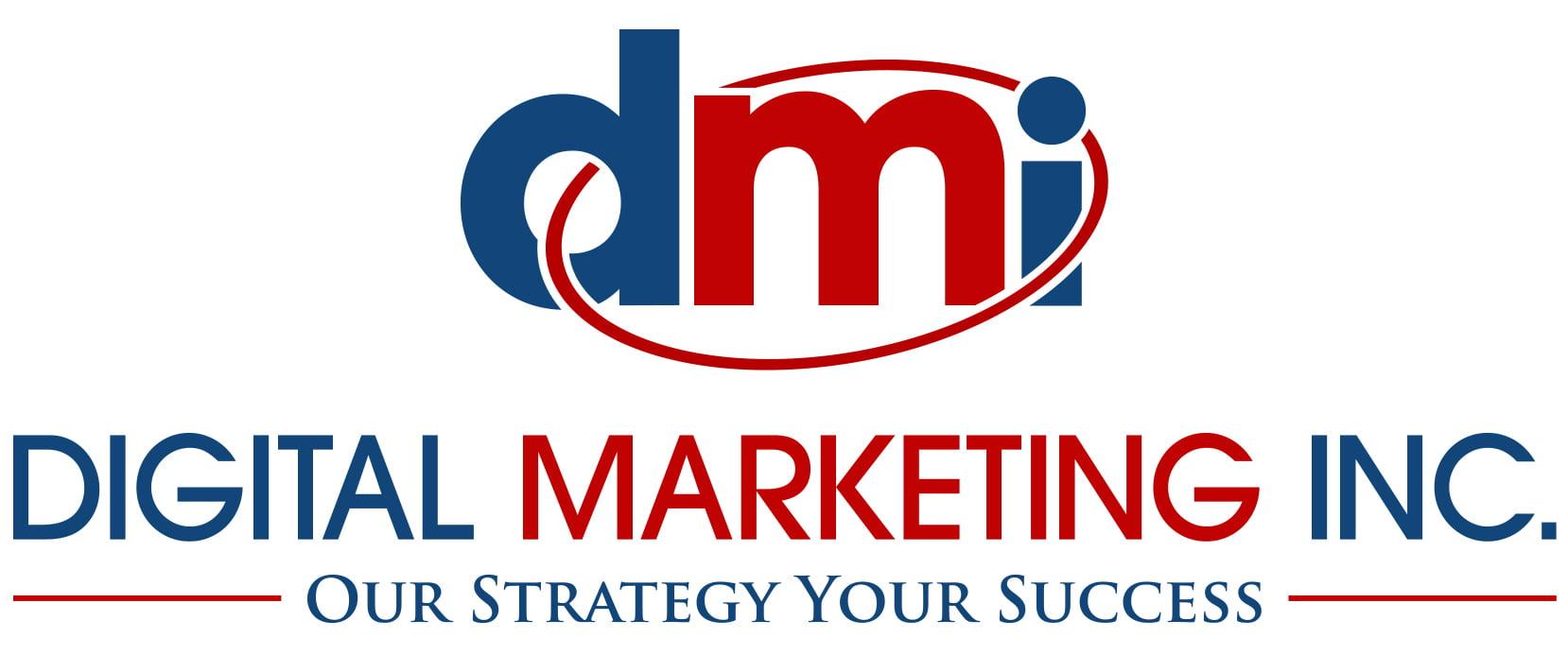 Digital Marketing, Inc. Logo