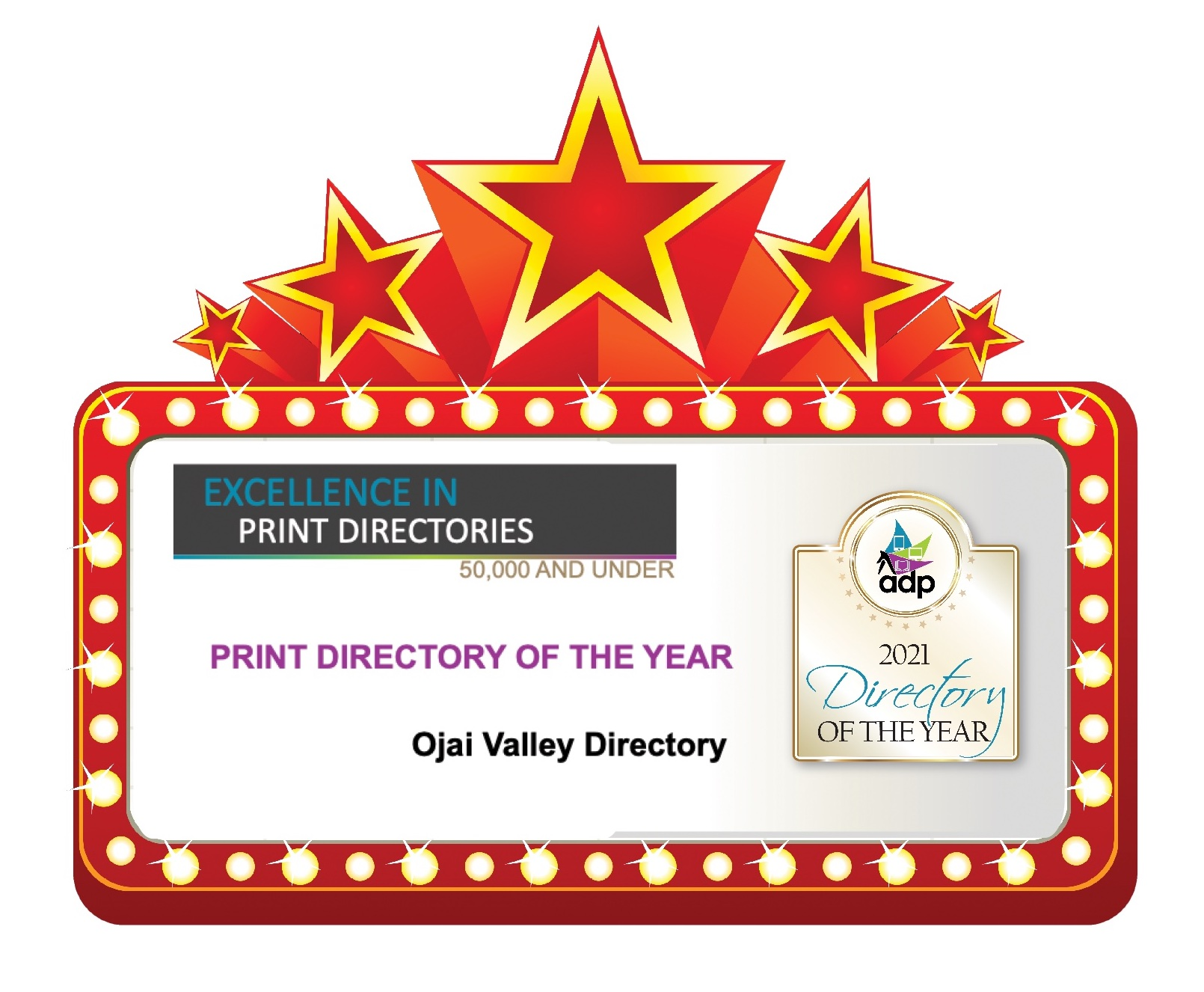 2021 Directory of the Year – Ojai Valley Directory