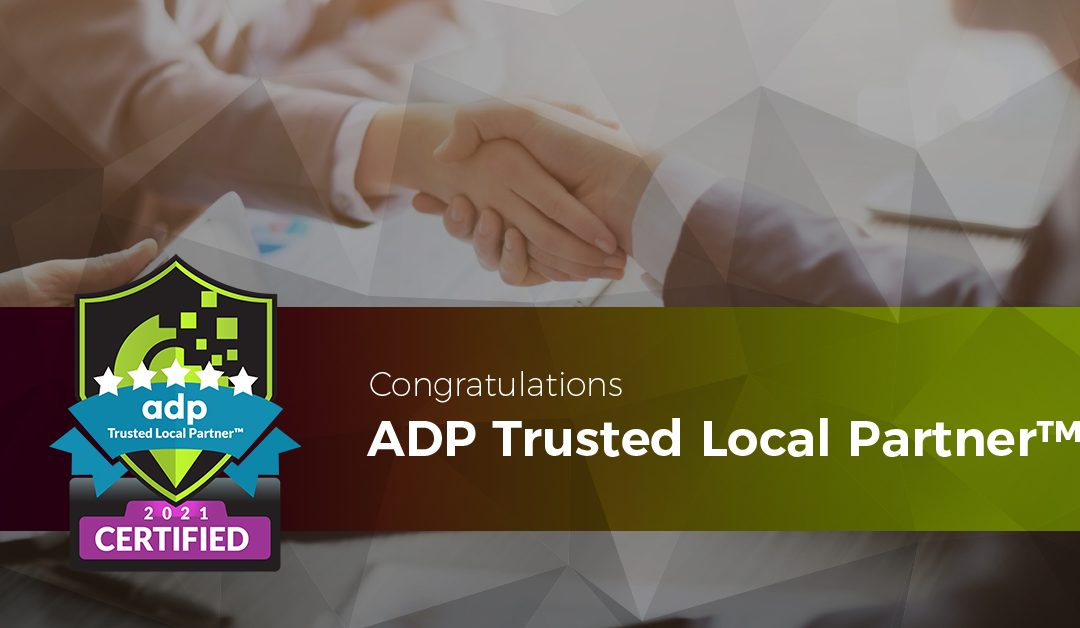 et more business with a Trusted Local Partner Seal.