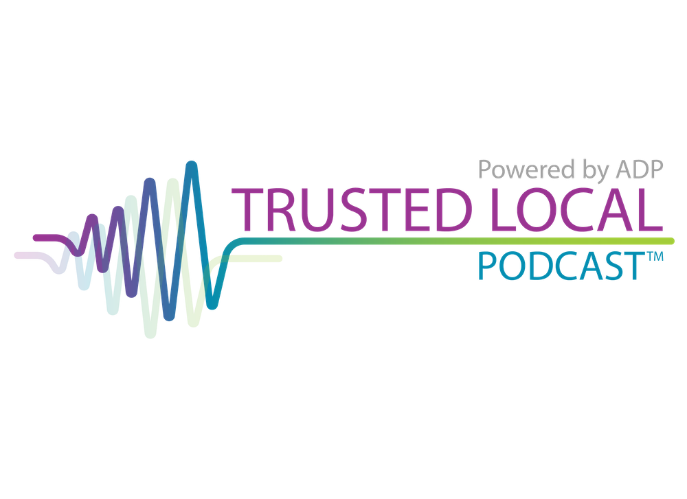 Trusted Local Podcast Logo
